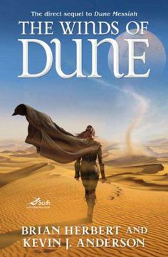 "The Winds of Dune by Brian Herbert - The growing battle between Jessica and her daughter, Alia, continues as Alia tries to hold the Imperial government together with Duncan and Bronso of Ix seems to be leading the opposition against the House of Atreides. ""The Winds of Dune"" begins after the events of ""Dune Messiah""."