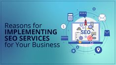 Reasons for implementing SEO services for your business . #seo #searchengineoptimization #seoserviceprovider #seoagency #digitalmarketing #searches #seoservices #reasearch #keyword #socialmedia #googleranking #technology #development #startup #branding #ranking #optimization #seoblog #bestseocompany