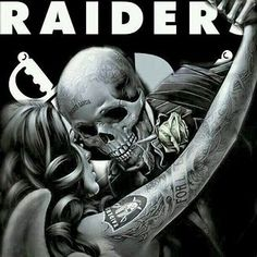 Oakland Raiders Logo, Nfl Oakland Raiders, Raiders Stuff, Raiders Girl, Okland Raiders, Raider Nation, Raiders Cheerleaders, Lingerie Football, Lowrider Art