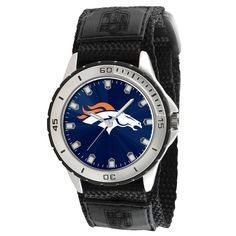 We offer a huge selection of officially licensed Denver Broncos NFL football watches at http://www.Fan-Watches.com