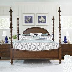 Paula Deen Dogwood Poster Bed.