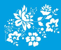 21x17cm-Reusable-Stencil-Wall-Airbrush-Fabric-Drawing-Template