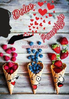 (243) Immagini e Frasi di buon pomeriggio da scaricare gratis - BuongiornoSpeciale.it Italian Phrases, Cookies, Desserts, Genere, Facebook, Dolce, Frases, Dinner, Bonjour