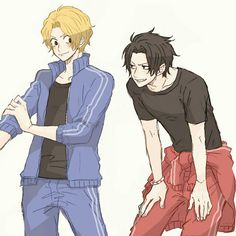 Ace & Sabo