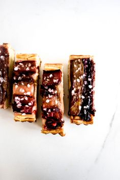 Rhubarb and Mascarone Créme Pâtissière Brioche Tart Sweet Desserts, Sweet Recipes, Delicious Desserts, Dessert Recipes, Yummy Food, Biscuits, Sweet Tarts, Eat Dessert First, No Bake Treats