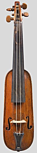 Dancing Master's Fiddle by Thomas Perry, Dublin, Ireland, ca. 1780-1800