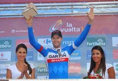 Vuelta a España: Hesjedal wins stage 14 on La Camperona