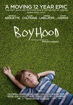 """EL ARTE DEL CINE: REVIEW OFICIAL DE """"Boyhood"""" (2014)"""