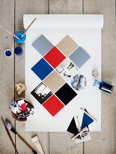 Hallen är hemmets första intryck. Uppdatera genom att måla en enkel bård som förlänger rumskänslan och skapar en prydlig inramning för förvaringshyllor och klädhängare.