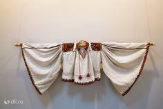 Camasa barbateasca, Muzeul Tarii Oasului din Negresti Oas, judetul Satu Mare