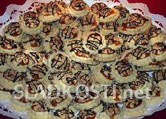 Ořechové slepenky s marmeládou dia Diabetes, Cookies, Crack Crackers, Biscuits, Cookie Recipes, Diabetic Living, Cake, Cookie, Snack Cakes