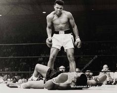 Muhammad Ali vs Sonny Liston