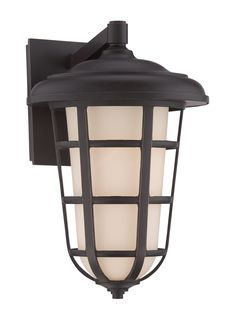 Triton 1 Light Wall Lantern