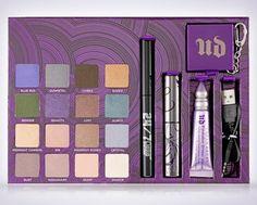 Urban Decay make-up set inc. 16 shadows, mascara, eye liner, eye shadow primer  WANT TO MUCHHHHH