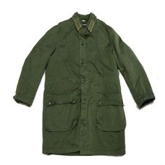 Swedish Army Parka With Liner