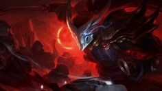 Download Blood Moon Yasuo Splash Art Skin 4K 3840x2160