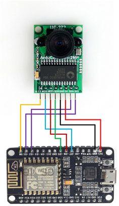 250 best esp8266 images on pinterest electronics projects esp8266 arducam for esp8266 websocket camera demonstration arduino wi fiarduino boardarduino sensorsdiy electronicselectronics solutioingenieria Images