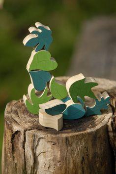 Tinocchio make some wonderful wooden toys