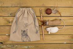 Banbury & Co Jouet pour chat de luxe Ensemble cadeau: Ce coffret cadeau pour le chat de luxe est un cadeau unique sélection complète des…