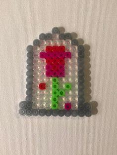 Easy Perler Beads Ideas, Melty Beads Ideas, Diy Perler Bead Crafts, Perler Bead Designs, Hamma Beads Ideas, Easy Perler Bead Patterns, Hama Beads Design, Perler Bead Templates, Pearler Bead Patterns