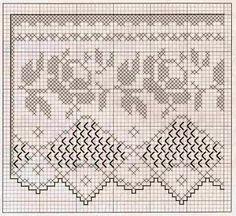 Kira scheme crochet ~ (looks like cross-stitch, to me)
