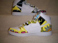 Nike DLS Hi. Men's Size 11 or 11.5 or 12. These can be seen at www.stores.ebay.com/soles-n-clothes. Free Shipping