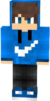 skin mcpe 0.15.7 android Minecraft Skins Blue, Capas Minecraft, Minecraft Images, Sonic Birthday, Blue Game, Nova Skin Gallery, Recycled Crafts, Samsung Galaxy S6, Good Skin