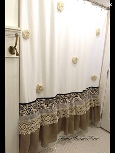 something like this over my dining room curtains