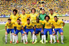 seleção brasileira 2014