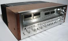 classic stereo recievers | Vintage Audio Museum - The Old Stereo Guy