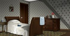 Governess' Bedroom