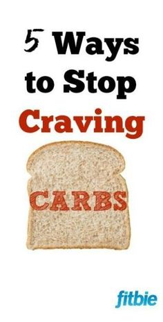 Decided to drop bread from your diet? Control your starchy carb cravings with these expert tips for a smooth wheat-free transition. | Fitbie.com
