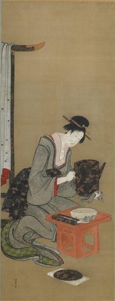 Artist: Katsushika Hokusai 葛飾北斎 (1760 - 1849)