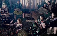 Fairy Tale Forest Editorials : fairy tale forest