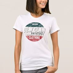 Trendy Dew Clan Superior Original brand T-Shirt - original gifts diy cyo customize