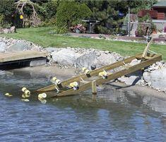Jet Skis Lift Dismountable Rail System Slide N Go Hewitt