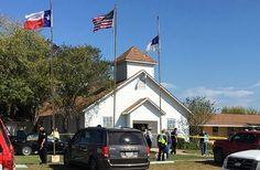 O Tiroteio na Igreja do Texas foi Previsto nos Meios de Comunicação de Massa
