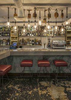 Los 29 mejores diseños de interiores de bares y restaurantes del mundo según los Restaurant