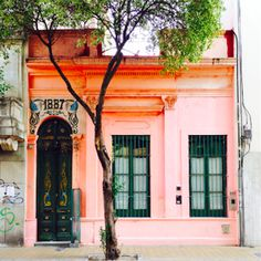 A Design Lover's Guide - Lonny Travels: Bite Size Buenos Aires - Photos