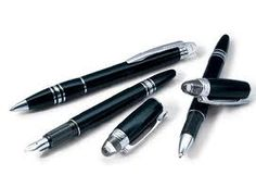 Montblanc Writing Articles