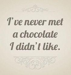 Especially when it's Daskalidès chocolate! #chocolate