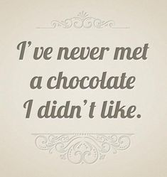 Especially when it's Daskalidès chocolate! #chocolate