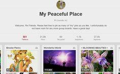(9) My Peaceful Place en Pinterest