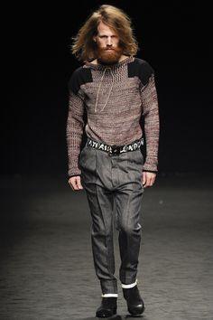 Vivienne Westwood Fall 2016 Menswear Fashion Show