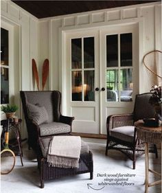 The Vintique Object: Board and Batten Siding