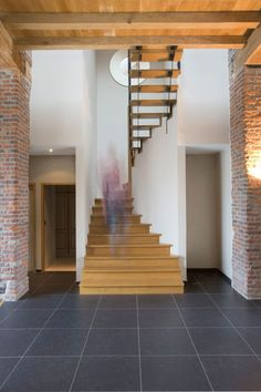marie-noëlle guissart architecte / maison á hesbaye liege