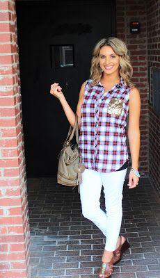 get 10% off this shirt on the blog today <3