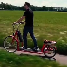 Velo Design, Bicycle Design, Phineas E Ferb, New Technology Gadgets, Wow Video, Cool Gadgets To Buy, Cool Inventions, Cool Tools, Cool Things To Buy