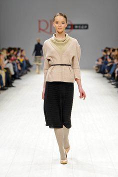 Fall/Winter 2014/15 Fashion show in Ukrainian Fashion Week