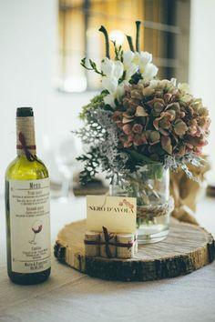 Wedding Boxes, Wedding Menu, Rustic Wedding, Wedding Decor, Wedding Flowers, Rustic Centerpieces, Table Decorations, Wedding Wine Bottles, Party